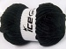 Chenille Superbulky Black