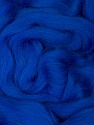 50gr-1.8m (1.76oz-1.97yards) 100% Wool felt Fiber Content 100% Wool, Yarn Thickness Other, Brand ICE, Blue, acs-982