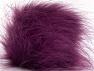 Diameter around 7cm (3&amp) Purple, Brand ICE, acs-1266