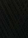 Ne: 10/3 Nm: 17/3 Fiber Content 100% Mercerised Cotton, Brand ICE, Black, Yarn Thickness 1 SuperFine  Sock, Fingering, Baby, fnt2-49526