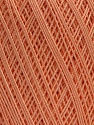 Ne: 10/3 Nm: 17/3 Fiber Content 100% Mercerised Cotton, Light Salmon, Brand ICE, Yarn Thickness 1 SuperFine  Sock, Fingering, Baby, fnt2-49563