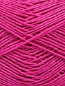 Ne: 8/4. Nm 14/4 Fiber Content 100% Mercerised Cotton, Brand ICE, Candy Pink, Yarn Thickness 2 Fine  Sport, Baby, fnt2-49848