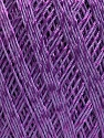 Ne: 10/3 +600d. Viscose. Nm: 17/3 Fiber Content 72% Mercerised Cotton, 28% Viscose, Lavender, Brand ICE, Yarn Thickness 1 SuperFine  Sock, Fingering, Baby, fnt2-49872