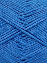 Fiber Content 100% Cotton, Indigo Blue, Brand ICE, Yarn Thickness 2 Fine  Sport, Baby, fnt2-50095