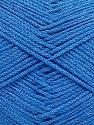 Fiber Content 100% Cotton, Indigo Blue, Brand Ice Yarns, Yarn Thickness 2 Fine Sport, Baby, fnt2-50095