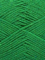 Fiber Content 100% Cotton, Brand ICE, Green, Yarn Thickness 2 Fine  Sport, Baby, fnt2-50695