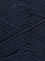 Fiber Content 100% Cotton, Navy, Brand ICE, Yarn Thickness 2 Fine  Sport, Baby, fnt2-50755