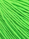 Fiber Content 60% Cotton, 40% Acrylic, Light Green, Brand ICE, Yarn Thickness 2 Fine  Sport, Baby, fnt2-51227