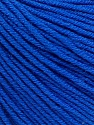 Fiber Content 60% Cotton, 40% Acrylic, Brand ICE, Dark Blue, Yarn Thickness 2 Fine  Sport, Baby, fnt2-51234