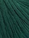 Fiber Content 50% Acrylic, 50% Wool, Brand ICE, Dark Green, Yarn Thickness 4 Medium  Worsted, Afghan, Aran, fnt2-51404