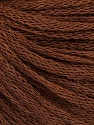 Fiber Content 50% Wool, 50% Acrylic, Brand ICE, Brown, Yarn Thickness 4 Medium  Worsted, Afghan, Aran, fnt2-51464
