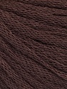 Fiber Content 50% Wool, 50% Acrylic, Brand ICE, Brown, Yarn Thickness 4 Medium  Worsted, Afghan, Aran, fnt2-51483