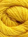Fiber Content 45% Alpaca, 30% Polyamide, 25% Wool, Yellow, Brand ICE, Yarn Thickness 3 Light  DK, Light, Worsted, fnt2-51528