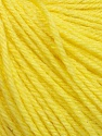 Fiber Content 40% Acrylic, 40% Merino Wool, 20% Polyamide, Light Yellow, Brand ICE, Yarn Thickness 2 Fine  Sport, Baby, fnt2-51546
