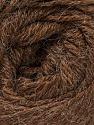 Fiber Content 45% Alpaca, 30% Polyamide, 25% Wool, Brand ICE, Brown, Yarn Thickness 2 Fine  Sport, Baby, fnt2-51591