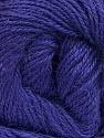 Fiber Content 45% Alpaca, 30% Polyamide, 25% Wool, Lavender, Brand ICE, Yarn Thickness 2 Fine  Sport, Baby, fnt2-51598