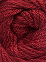 Fiber Content 45% Alpaca, 30% Polyamide, 25% Wool, Brand ICE, Burgundy, Yarn Thickness 3 Light  DK, Light, Worsted, fnt2-51616