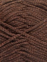 Width is 3 mm Fiber Content 100% Polyester, Brand ICE, Copper, Brown, fnt2-51851