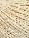 Fiber Content 68% Cotton, 32% Silk, Brand Ice Yarns, Cream, Yarn Thickness 2 Fine  Sport, Baby, fnt2-51929