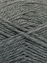 Fiber Content 50% Acrylic, 30% Wool, 20% Polyamide, Brand ICE, Grey, Yarn Thickness 2 Fine  Sport, Baby, fnt2-52043
