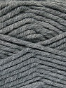 Fiber Content 80% Acrylic, 20% Polyamide, Brand ICE, Dark Grey, Yarn Thickness 5 Bulky  Chunky, Craft, Rug, fnt2-52051