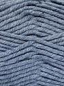 Fiber Content 80% Acrylic, 20% Polyamide, Brand ICE, Dark Jeans Blue, Yarn Thickness 5 Bulky  Chunky, Craft, Rug, fnt2-52058