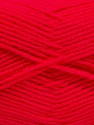 Fiber Content 100% Acrylic, Neon Pink, Brand ICE, Yarn Thickness 3 Light  DK, Light, Worsted, fnt2-52072