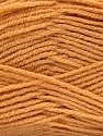 Fiber Content 100% Acrylic, Light Brown, Brand ICE, Yarn Thickness 3 Light  DK, Light, Worsted, fnt2-52077