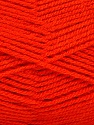 Fiber Content 100% Acrylic, Brand ICE, Dark Orange, Yarn Thickness 3 Light  DK, Light, Worsted, fnt2-52094