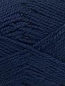 Fiber Content 100% Acrylic, Navy, Brand ICE, Yarn Thickness 2 Fine  Sport, Baby, fnt2-52121