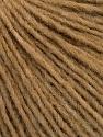 Fiber Content 50% Wool, 50% Acrylic, Light Brown, Brand ICE, Yarn Thickness 3 Light  DK, Light, Worsted, fnt2-52307