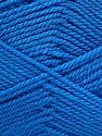 Fiber Content 100% Acrylic, Brand ICE, Blue, Yarn Thickness 2 Fine  Sport, Baby, fnt2-52359