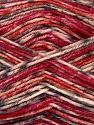 Fiber Content 75% Superwash Wool, 25% Polyamide, Red, Orange, Brand ICE, Grey, Cream, Yarn Thickness 1 SuperFine  Sock, Fingering, Baby, fnt2-52389