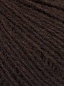 Fiber Content 70% Acrylic, 30% Wool, Brand ICE, Dark Brown, Yarn Thickness 2 Fine  Sport, Baby, fnt2-52847