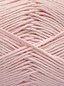 Baby cotton is a 100% premium giza cotton yarn exclusively made as a baby yarn. It is anti-bacterial and machine washable! İçerik 100% Giza Cotton, Light Pink, Brand Ice Yarns, Yarn Thickness 3 Light DK, Light, Worsted, fnt2-53080