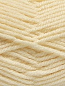 Fiber Content 100% Acrylic, Brand ICE, Cream, Yarn Thickness 5 Bulky  Chunky, Craft, Rug, fnt2-53175