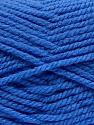 Fiber Content 100% Acrylic, Brand ICE, Blue, Yarn Thickness 5 Bulky  Chunky, Craft, Rug, fnt2-53190