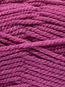 Fiber Content 100% Acrylic, Orchid, Brand ICE, Yarn Thickness 5 Bulky  Chunky, Craft, Rug, fnt2-53196