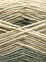 Fiber Content 70% Acrylic, 30% Wool, Khaki, Brand ICE, Beige Shades, Yarn Thickness 2 Fine  Sport, Baby, fnt2-53766