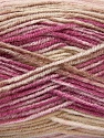 Fiber Content 70% Acrylic, 30% Wool, Pink, Orchid, Khaki, Brand ICE, Yarn Thickness 2 Fine  Sport, Baby, fnt2-53767