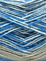 Fiber Content 70% Acrylic, 30% Wool, Brand ICE, Camel, Blue Shades, Yarn Thickness 2 Fine  Sport, Baby, fnt2-53771