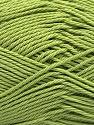 Fiber Content 100% Mercerised Cotton, Light Forest Green, Brand ICE, Yarn Thickness 2 Fine  Sport, Baby, fnt2-53790