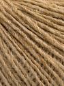Fiber Content 50% Acrylic, 50% Wool, Light Camel, Brand ICE, Yarn Thickness 3 Light  DK, Light, Worsted, fnt2-53954