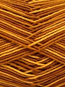 Ne: 8/4. Nm 14/4 Fiber Content 100% Mercerised Cotton, Brand ICE, Gold, Caramel, Yarn Thickness 2 Fine  Sport, Baby, fnt2-54053