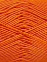 Ne: 8/4. Nm 14/4 İçerik 100% Merserize Pamuk, Orange, Brand Ice Yarns, Yarn Thickness 2 Fine Sport, Baby, fnt2-54056