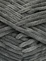 Fiber Content 100% Micro Fiber, Brand ICE, Grey, Yarn Thickness 4 Medium  Worsted, Afghan, Aran, fnt2-54140