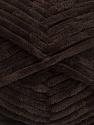 Fiber Content 100% Micro Fiber, Brand ICE, Coffee Brown, Yarn Thickness 4 Medium  Worsted, Afghan, Aran, fnt2-54142