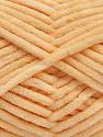 Fiber Content 100% Micro Fiber, Light Orange, Brand ICE, Yarn Thickness 4 Medium  Worsted, Afghan, Aran, fnt2-54146