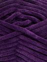 Fiber Content 100% Micro Fiber, Purple, Brand ICE, Yarn Thickness 4 Medium  Worsted, Afghan, Aran, fnt2-54157