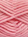 Fiber Content 100% Micro Fiber, Light Pink, Brand ICE, Yarn Thickness 4 Medium  Worsted, Afghan, Aran, fnt2-54163